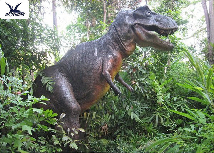 Museum Display Animatronic Dinosaur Garden Ornaments 1 - 30 Meters Long CE , RoHS